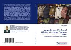 Bookcover of Upgrading and Technical Efficiency in Kenya Garment Firms