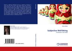 Bookcover of Subjective Well-Being