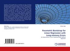 Capa do livro de Parametric Bootstrap for Linear Regression with Long-memory Errors
