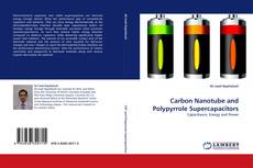 Portada del libro de Carbon Nanotube and Polypyrrole Supercapacitors