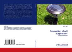 Bookcover of Preparation of cell suspensions