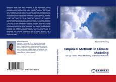 Capa do livro de Empirical Methods in Climate Modeling