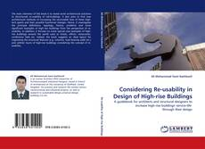 Buchcover von Considering Re-usability in Design of High-rise Buildings