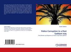 Обложка Police Corruption in a Post Saddam Iraq
