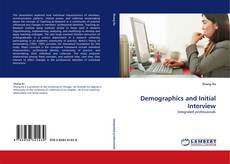 Bookcover of Demographics and Initial Interview