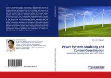 Bookcover of Power Systems Modeling and Control Coordination