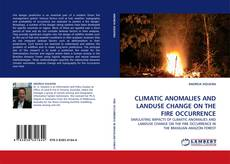 Copertina di CLIMATIC ANOMALIES AND LANDUSE CHANGE ON THE FIRE OCCURRENCE
