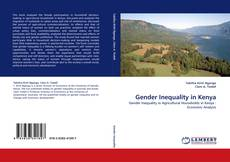 Bookcover of Gender Inequality in Kenya