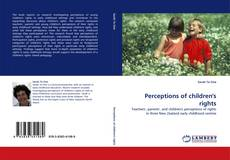 Capa do livro de Perceptions of children''s rights