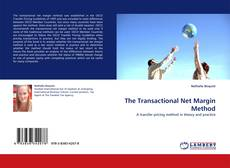 Copertina di The Transactional Net Margin Method