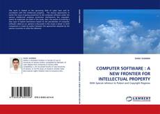 Capa do livro de COMPUTER SOFTWARE : A NEW FRONTIER FOR INTELLECTUAL PROPERTY