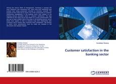 Customer satisfaction in the banking sector kitap kapağı