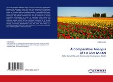 Buchcover von A Comparative Analysis of EU and ASEAN