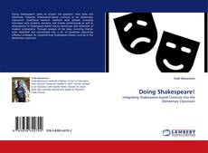 Capa do livro de Doing Shakespeare!