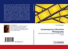 Capa do livro de Contemporary Lithuanian Photography