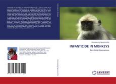 Portada del libro de INFANTICIDE IN MONKEYS