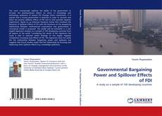 Обложка Governmental Bargaining Power and Spillover Effects of FDI
