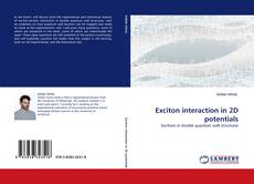 Bookcover of Exciton interaction in 2D potentials
