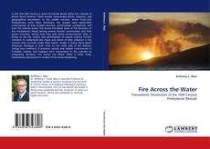 Capa do livro de Fire Across the Water
