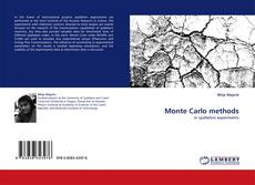 Bookcover of Monte Carlo methods