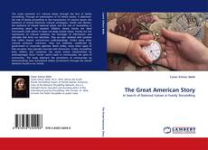 Capa do livro de The Great American Story