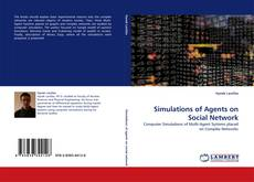 Capa do livro de Simulations of Agents on Social Network