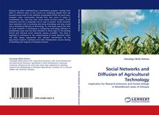 Capa do livro de Social Networks and Diffusion of Agricultural Technology