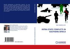 Bookcover of INTRA-STATE CONFLICTS IN SOUTHERN AFRICA