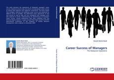 Couverture de Career Success of Managers