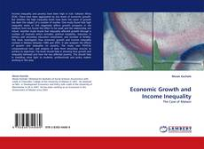 Bookcover of Economic Growth and Income Inequality