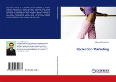 Bookcover of Recreation Marketing