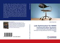 Bookcover of Link Optimisation for MIMO Communication Systems