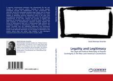 Capa do livro de Legality and Legitimacy