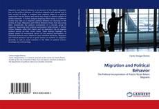 Buchcover von Migration and Political Behavior