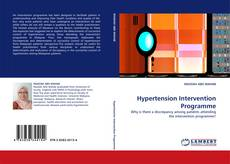 Portada del libro de Hypertension Intervention Programme