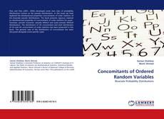 Concomitants of Ordered Random Variables kitap kapağı