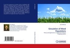 Capa do livro de Simulation of Weed Populations