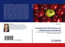 Capa do livro de Evaluting the Effectiveness of a Heterosexism Workshop