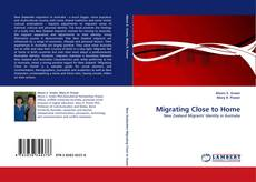 Capa do livro de Migrating Close to Home