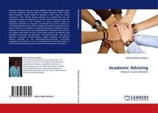 Academic Advising kitap kapağı