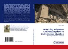 Capa do livro de Integrating Indigenous Knowledge Systems in Environmental Education