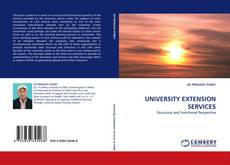 Capa do livro de UNIVERSITY EXTENSION SERVICES
