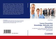 Buchcover von Cancer Prevention Knowledge, Attitudes and Behaviours