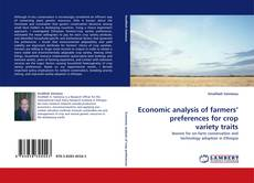 Capa do livro de Economic analysis of farmers' preferences for crop variety traits