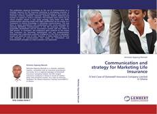 Buchcover von Communication and strategy for Marketing Life Insurance