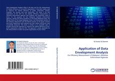 Buchcover von Application of Data Envelopment Analysis