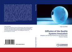 Capa do livro de Diffusion of the Quality Systems Innovation