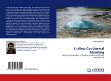 Bookcover of Shallow Geothermal Modeling
