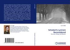 Bookcover of Schubert's Lyricism Reconsidered