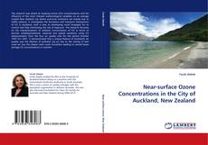 Copertina di Near-surface Ozone Concentrations in the City of Auckland, New Zealand